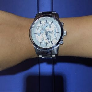 Guess chronograph watch